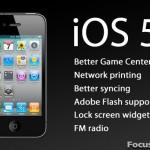 iOS 5: uscita rinviata al prossimo autunno?