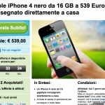 iPhone 4 in offerta a 539€ su GroupON