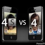 iPhone 4 e iPhone 4S a confronto! [Tabella]