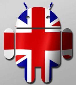 iEnglish: lApp Android per imparare o migliorare lInglese   android uk22 266x300
