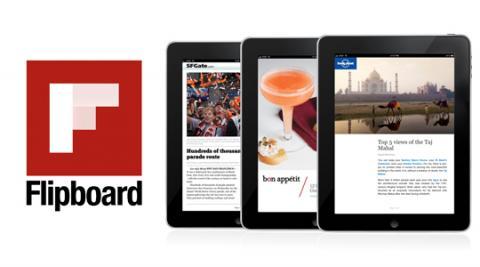 Flipboard Focustech Magazine seguici