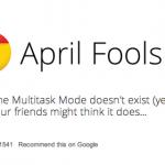 Google: c'è puzza di pesce d'Aprile! [Video]