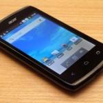 Acer Z110 smartphone dual SIM a basso costo.