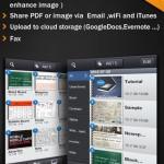 CamScanner trasforma il tuo smartphone in uno scanner portatile