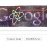 [Doodle]: Google celebra il 127° anniversario dalla nascita di Niels Bohr, scienziato danese padre della fisica quantistica