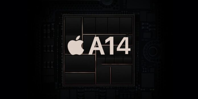 Apple chip A14 Bionic