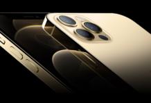 Apple iPhone 12 Pro oro
