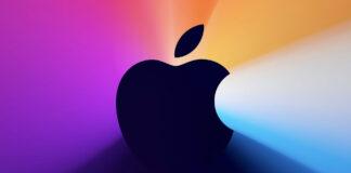 Apple evento 10 novembre 2020