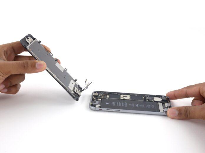 Apple iPhone 6S Teardown iFixit