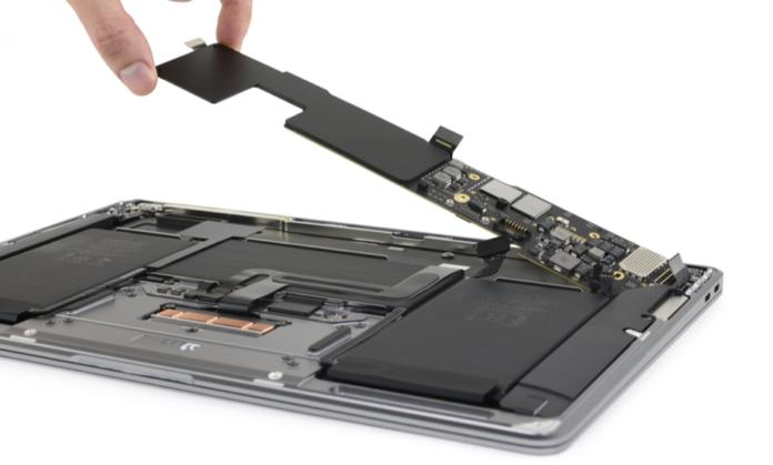 Apple MacBook Pro iFixit Teardown