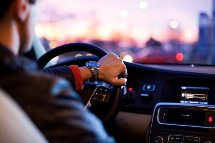 guidatore, traffico, comportamento,