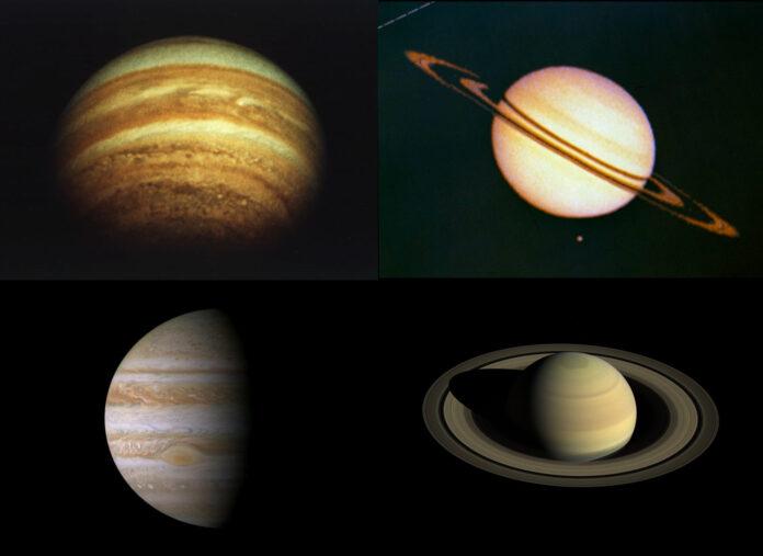 Giove e Saturno, grande congiunzione, eventi astronomici 2020