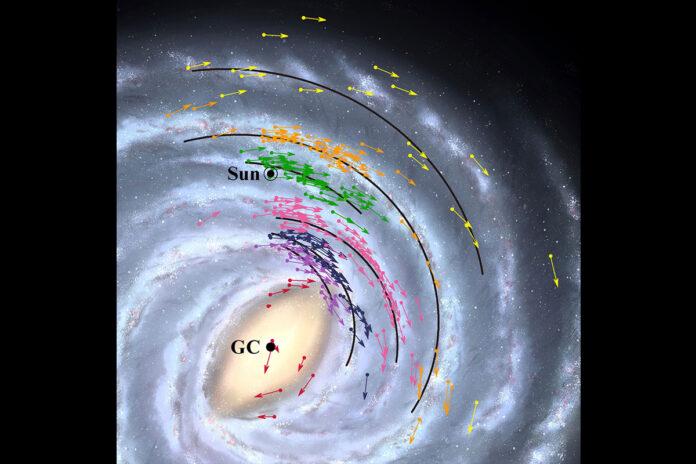 via lattea, terra, buco nero supermassiccio, sagittarius a