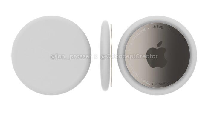 Apple AirTag concept