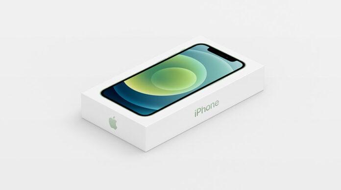 Apple iPhone box