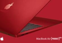 Apple MacBook Air concept