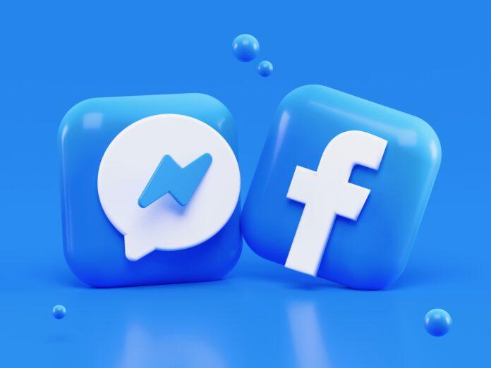 Facebook e Messenger icone