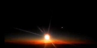 meteora, cina, palla di fuoco, bolide
