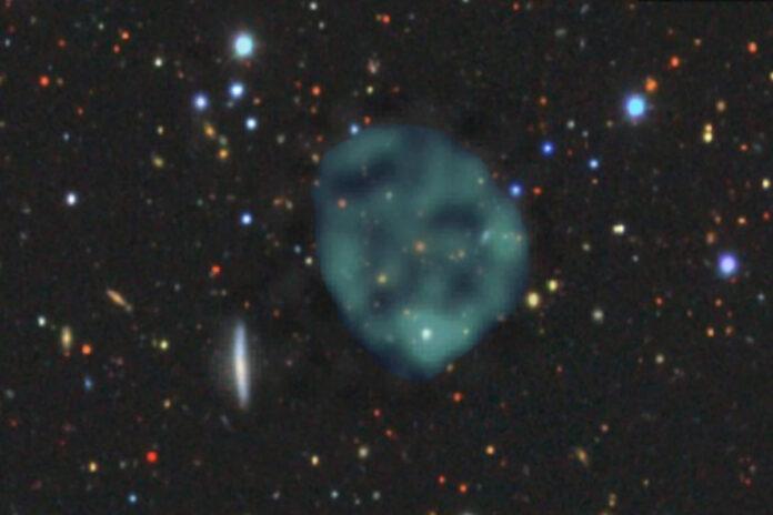 cerchi spettrali cosmo
