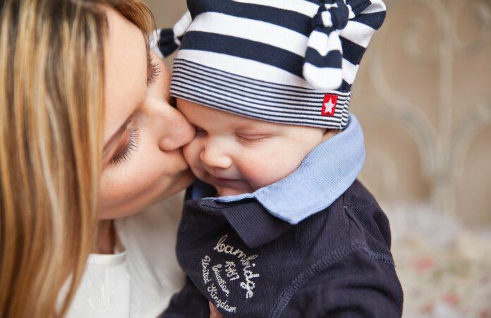 bacio mamma
