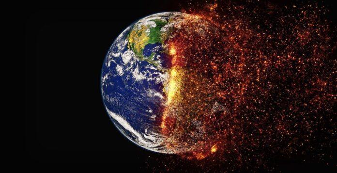 terra riscaldamento globale