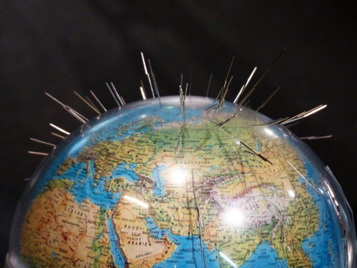 campo magnetico cambiamenti climatici