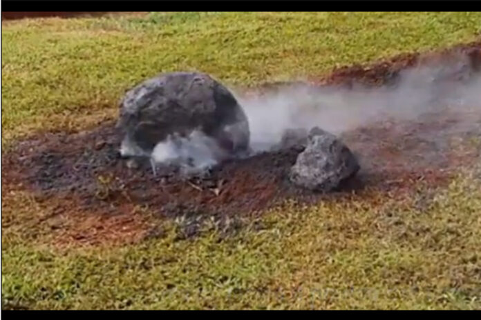 meteorite, scuola, australia