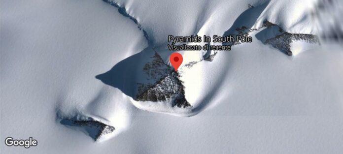 piramide dell'antartide