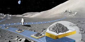 nastro trasportatore lunare, NASA, nuove tecnologie