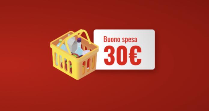 Vodafone buono spesa