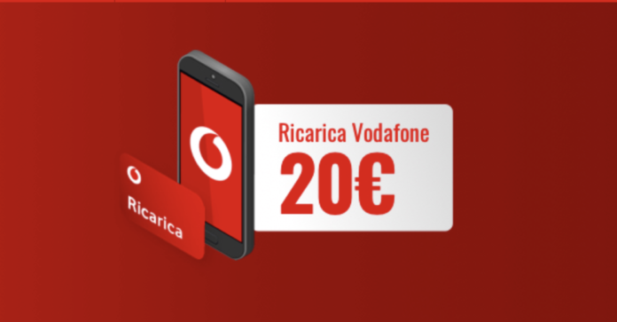 Vodafone promo ricarica