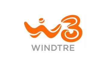 WindTre logo ufficiale