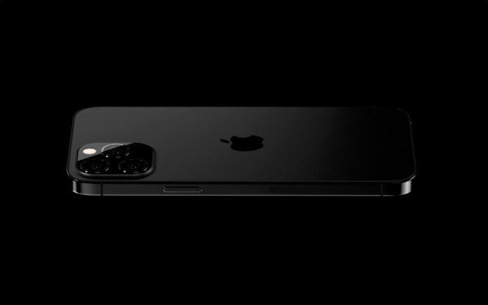Apple iPhone 13 Pro nero opaco