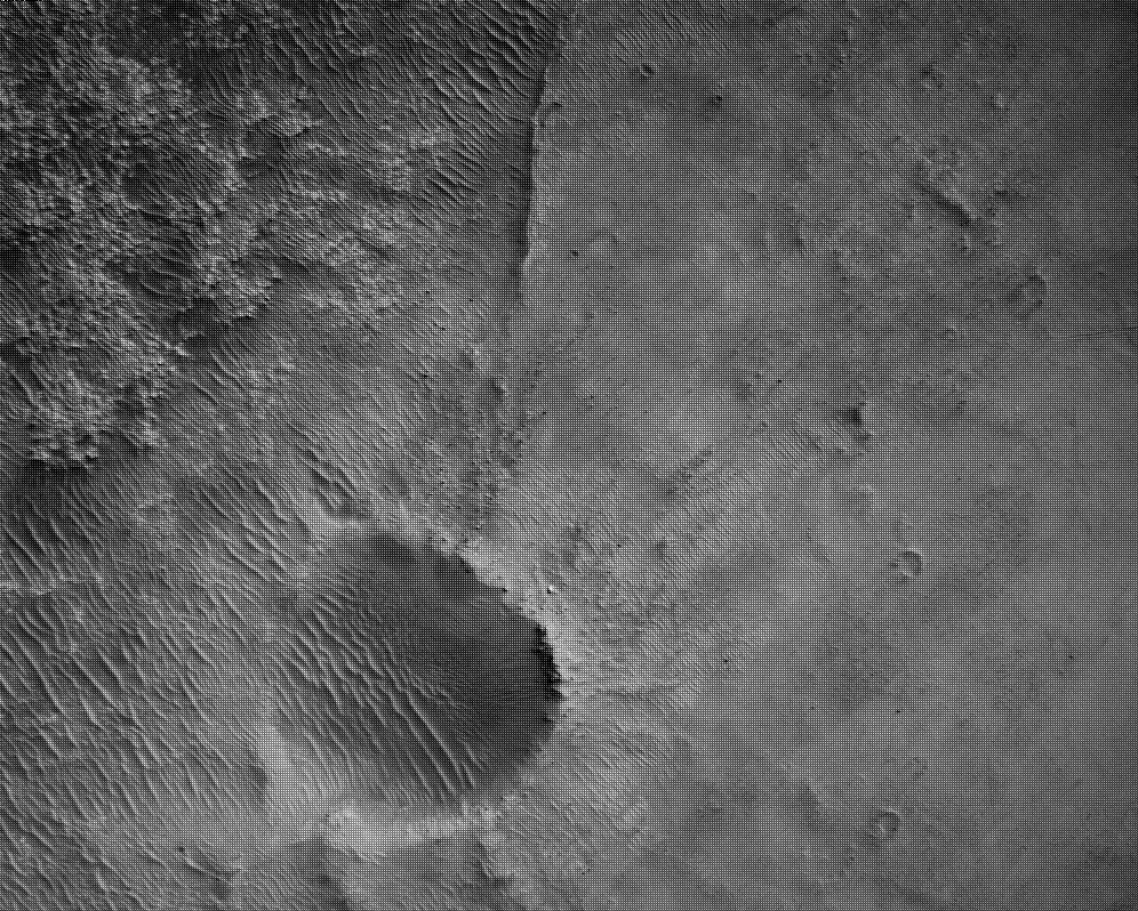 dettaglio jazero crater marte perseverance