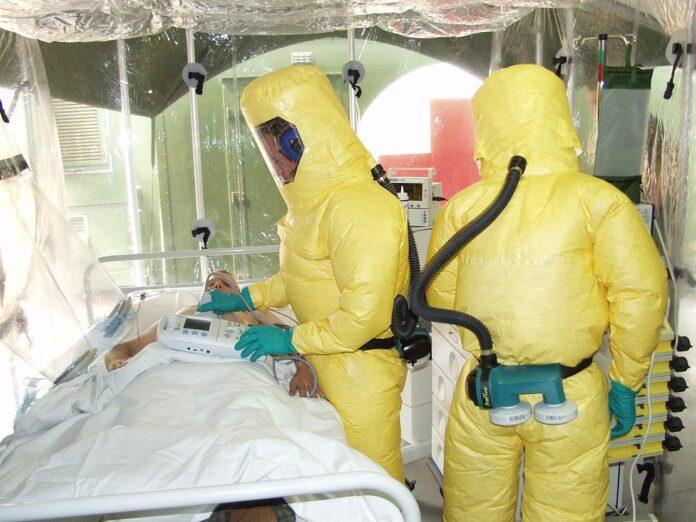 ebola sopravvissuti causa