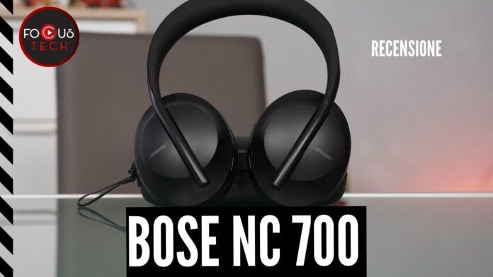 Bose NC 700