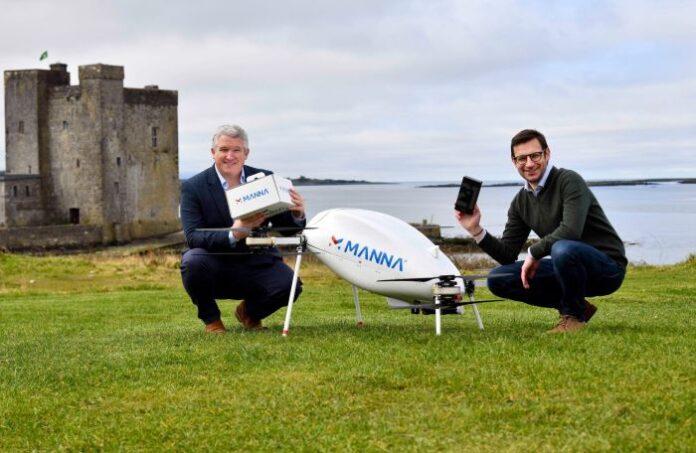 droni samsung irlanda