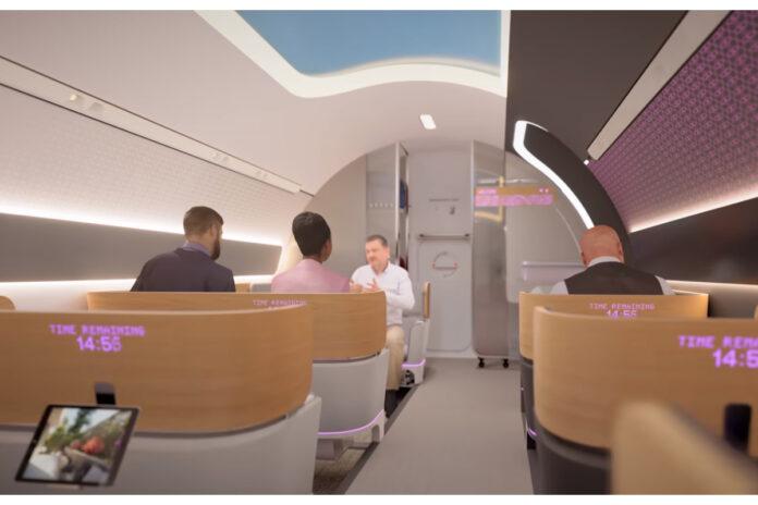 Virgin Hyperloop, altà velocità, trasporti