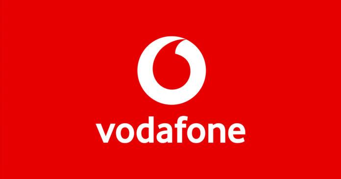 Vodafone logo ufficiale