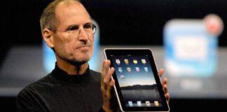 Apple Steve Jobs iPad