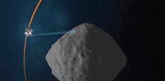 bennu, asteroide, sorvolo finale