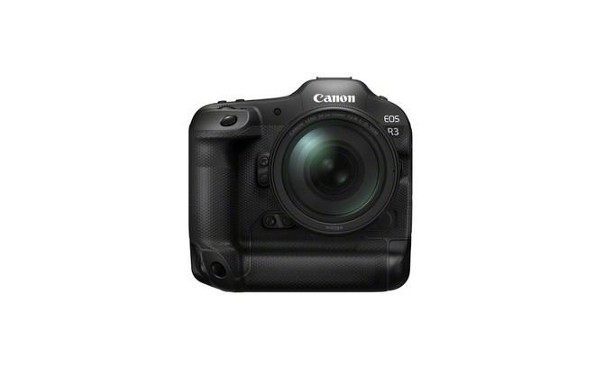 fotocamera, mirrorless, canon
