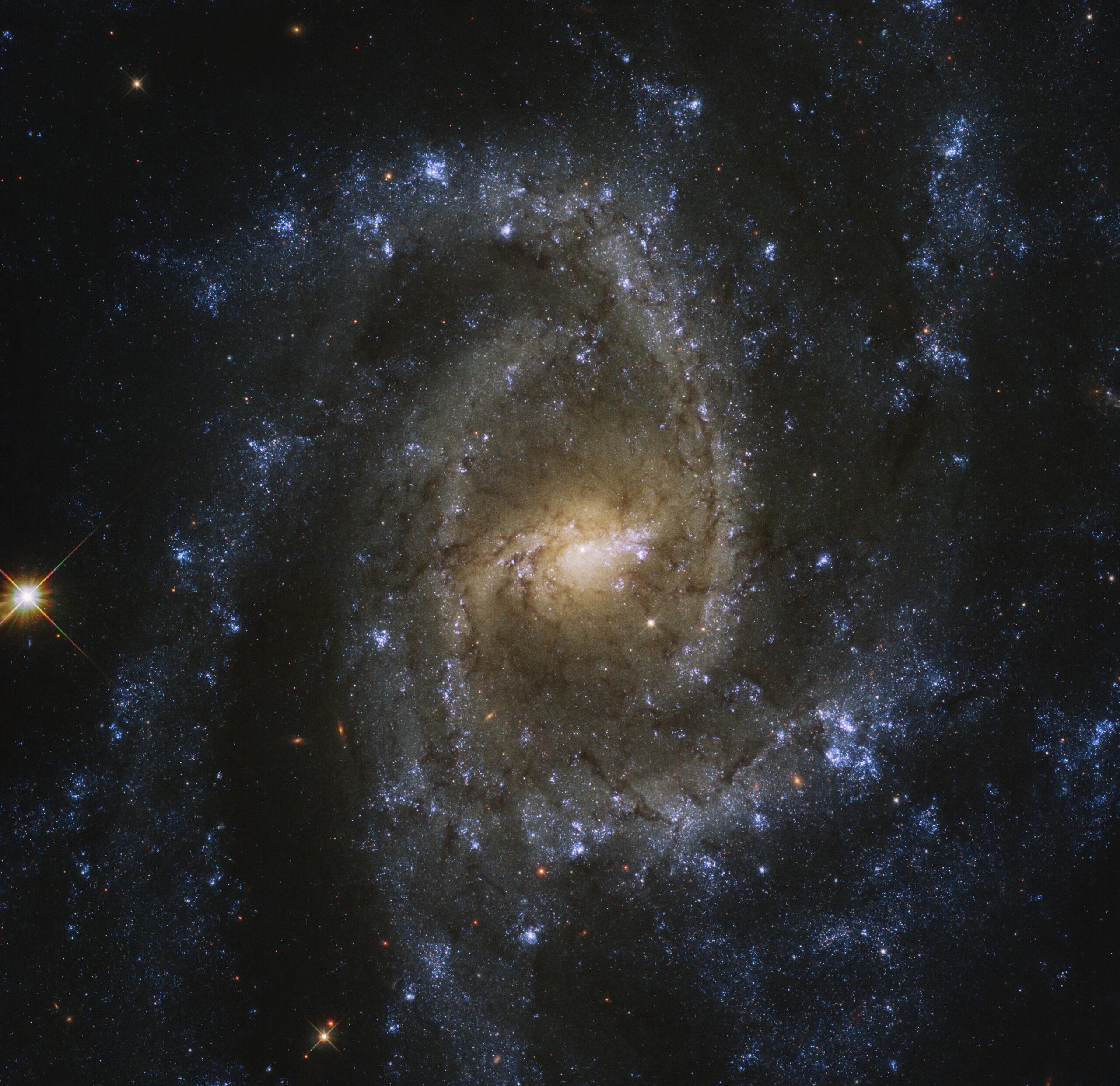 foto spaziali, Hubble