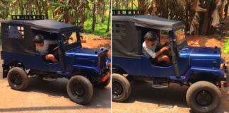 jeep elettrica india