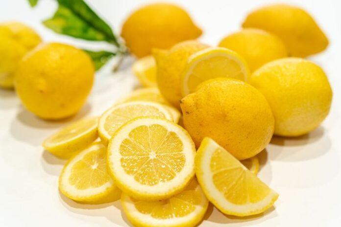limone scarti integratori