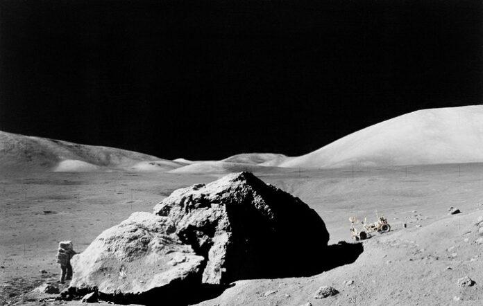 Israele ossigeno superficie lunare