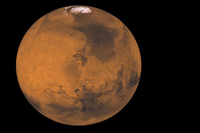 Marte, Nasa, Astronauti