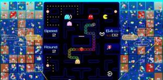 pac-man 99 switch