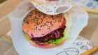 hamburger vegetale microalghe