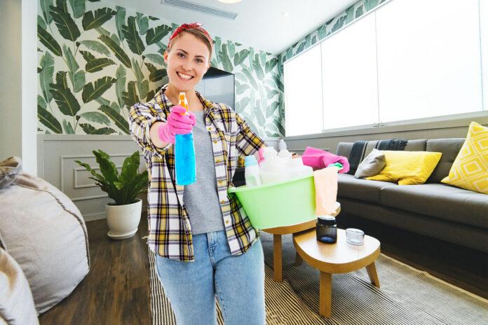 pulizie di casa, grandi pulizie